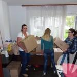 Žene iz SDA sakupile 330 paketa za izbjeglice iz Sirije