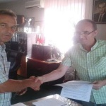 Općinski načelnik potpisao ugovor o izvođenju radova na popravci puta Međaš – Jeginov Lug