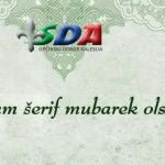 OO SDA Kalesija: Čestitka u povodu nastupajućeg Kurban Bajrama