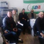 Saopćenje za javnost SDA: Neki su već počeli sa predizbornom kampanjom