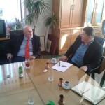 Direktor Fonda za povratak posjetio Kalesiju i Jeginov Lug