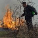 Kalesijski vatrogasci gasili požar na Banj Brdu