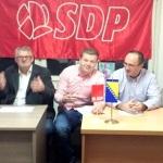 """U SDP-u predstavili projekat: """" Promijeni mjesto iz kojeg dolaziš – Predloži inicijativu"""""""