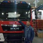 Uspjeh Kalesijca Suada Bešlića u Njemačkoj: Konstruisao vatrogasno vozilo po najmodernijm standardima