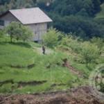 Završena sanacija lokalnog puta na dionici D. Hrasno- Horozovina
