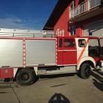 """Iz Švicarske za potrebe PVJ """"Kalesija"""" stigao novi kamion"""