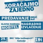 """UG """"Korak"""" Kalesija organizuje tribinu i predavanje na temu """"Trajna sadaka"""""""