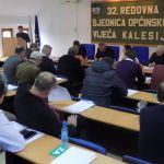 Općinsko vijeće Kalesija usvojilo Odluku o izmjenama i dopunama Odluke o usvajanju i provođenju Regulacionog plana Tojšići