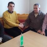 """Dr. Nusret Sinanović uvakufio 3.000 KM za potrebe """"Gradskog mezarja"""""""