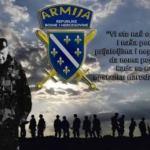 Čestitka SDA povodom Dana Armije R BiH: Zahvaljujući njima Bosna  i Hercegovina je odbranjena