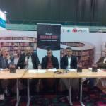 """Na Sarajevskom sajmu knjige predstavljen roman """"Kolanje krvi"""" Azira Šabića"""