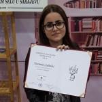 Nermina Subašić iz Vukovija dobila nagradu za najbolji roman