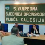 Završena vanredna sjednica Općinskog vijeća: Potvrđene odluke sa 34. sjednice