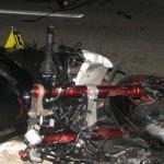 U Gornjim Petrovicima teže povrijeđen motociklista