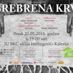 "Povodom Dana općine Kalesija u petak predstava ""Srebrena krv"""