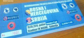 Kalesijske novine poklanjaju pet ulaznica za utakmicu BiH – Srbija