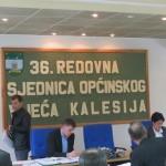 Esad Čanić ponovo predsjedavajući Vijeća, vraćeni stari upravni odbori