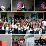 "FOTO/ VIDEO: Priznanja za najbolje učenike i studente: Dok drugi nagrađuju ""mikrofon i loptu"", Kalesija nagradila ""šampione znanja"""