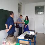 Predsjednik MZ Kalesija centar uručio novčanu nagradu učenici generacije MSŠ Kalesija