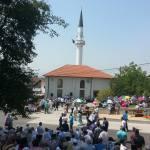Sarački zet Sead Džafić svečano otvorio džamiju u Saračima