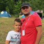 Desetogodišnji Ishak Šmigalović bez problema prepješačio prvu dionicu puta
