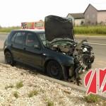 Stravična nesreća u Kalesiji Gornjoj: Dvije osobe povrijeđene