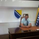 Proslavljeni košarkaš Asim Pars učvršćuje most prijateljstva između BiH i Turske
