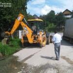Riješen problem izlijevanja kanalizacije na put koji vodi prema pijaci Tojšići