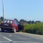 U saobraćajnoj nesreći u Miljanovcima povrijeđena ženska osoba