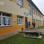 Zajedničkim snagama: Bang bang, menadžment OŠ Tojšići i Općina Kalesija uredili zgradu, dvorište i igralište