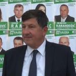 FOTO/Održan prvi predizborni skup SDA Kalesija: SDA sigurno pobjeđuje, Ismet Mešić je novi načelnik