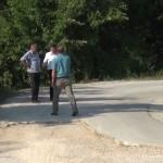 Počelo asfaltiranje puta prema Hrasnu