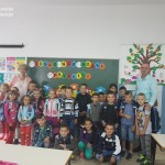 """Intoniranjem himne i isticanjem državne zastave započela školska godina u OŠ """"Tojšići"""""""
