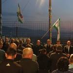 Pred velikim brojem mještana Petrovica Gornjih održan predizborni skup OO SDA Kalesija