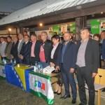 SDA održala pobjednički skup u Miljanovcima, velika podrška mještana Ismetu Mešiću