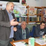 FOTO/Gradska biblioteka: Druženje književnika sa učenicima, promocija Rječnika i nagrada najaktivnijim čitaocima