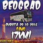 Ne propustite: I ove godine iz Kalesije na Sajam knjiga u Beograd za samo 17KM!