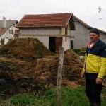 Porodica Smajić iz Prnjavora u sinoćnjem požaru izgubila sve: Hitno potrebna hrana za goveda