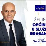 Nedžad Džafić sutra predaje funkciju Seadu Džafiću