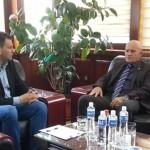 VIDEO/Načelnik Sead Džafić govori o smjeni direktora, o povratku u SDA, o koaliciji…