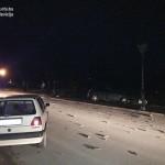 FOTO: U saobraćajnoj nesreći u Kalesiji povrijeđena jedna osoba
