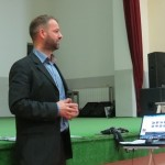 """Suad Bešlić održao predavanje za učenike MSŠ Kalesija: """"Ima posla u Bosni i Hercegovini"""""""