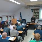 Za uposlenike Općine Kalesija održano predavanje o uvođenju Standarda ISO 9001