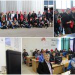 FOTO/Učenici MSŠ Kalesija posjetili kompleks Lafat Komerca: Mogućnost prakse tokom ljetnog raspusta, kao i zaposlenja nakon završetka školovanja