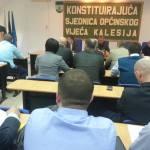 Fadil Alić novi je predsjedavajući Općinskog vijeća Kalesija