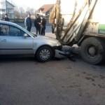 "Miljanovci: Kamionom udario u ""Passata"""