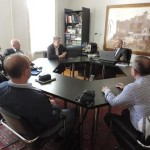 Načelnik Sead Džafić obišao Tešanj, razgovaralo se o saradnji i razvoju Kalesije