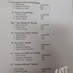 Pogledajte ko su novi članovi privremenih Upravnih i Nadzornih odbora javnih ustanova u Kalesiji