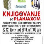 U četvrtak: Knjigovanje sa Planjaxom
