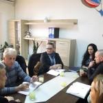 Ministrica za rad, socijalnu politiku i povratak TK posjetila Centar za socijalni rad Kalesija